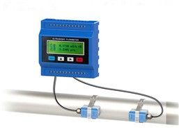 UF2000M Clamp On Ultrasonic Flow Meter