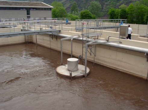 sludge blanket detectors are used for water level monitoring