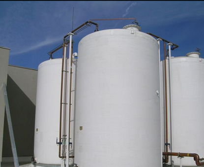 Ultrasonic fuel level sensors are used for chemical level measurement