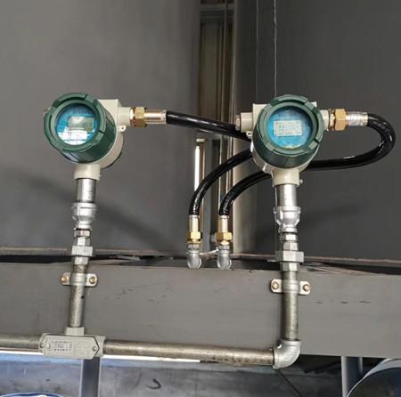 Ultrasonic fuel level sensors are used for level measurement