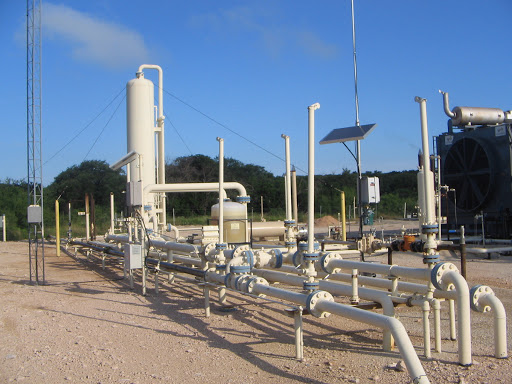 Gas ultrasonic flow meters are used for gas flow measurement