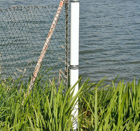 Water level data loggers are used for water level measurement