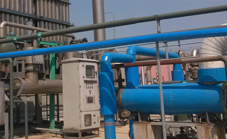 Insertion electromgnetic flow meters are used for flow measurement for large pipes